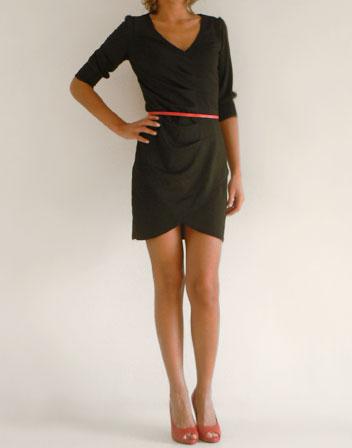 4338427d2811 Index of  img photos robes-courtes robe-noire-croise
