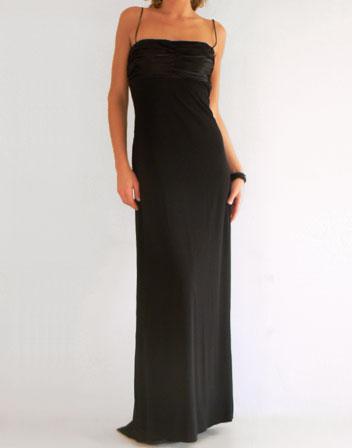 location de robe longue de soiree dos nu robe bustier noire dos nu en location avec tenue d 39 un. Black Bedroom Furniture Sets. Home Design Ideas